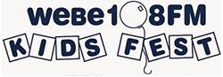 webe108 Kids Fest logo